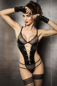 Agawa Body schwarz Passion - S/M