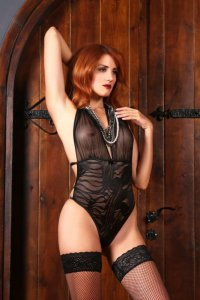 Body 2239 schwarz Milena by Paris
