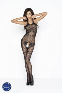 Bodystocking BS037 schwarz Passion