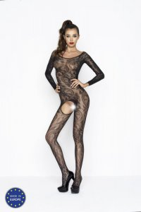 Bodystocking BS042 schwarz Passion