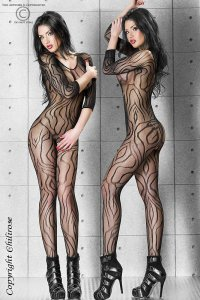 Bodystocking Chilirose CR3237