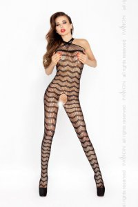 Bodystocking BS022 schwarz Passion