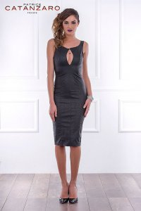 Delson Dress Patrice Catanzaro