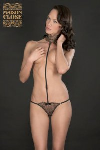 Jardin Imperial Harness Maison Close