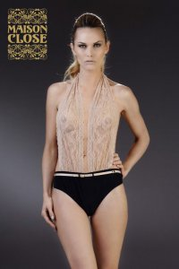 La Cavaliere Stringbody Maison Close