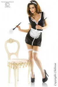 Maid Set Chilirose CR3351