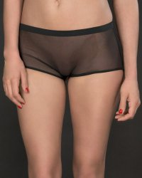 Pure Tentation Shorty Ouvert Maison Close*