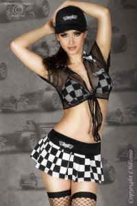 Racing Girl CR3326 Chilirose