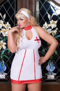 Sexy Nurse Outfit S/3036 Andalea