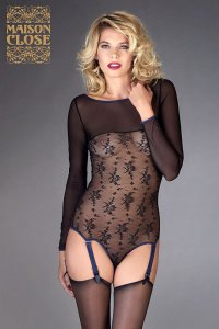 Vertige d´Amour Stringbody Maison Close