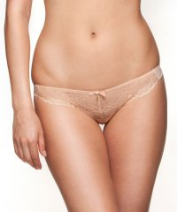 Gossard Lace String Nude