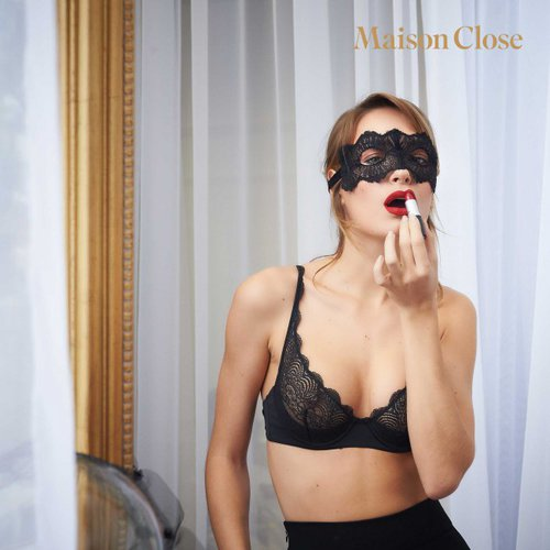 Le sublime Maske Maison Close