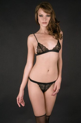 Sublime Luxure String Maison Close*