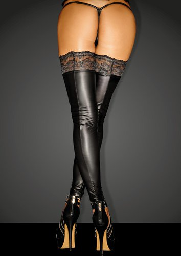 Noir Handmade F135 Superstar Stockings