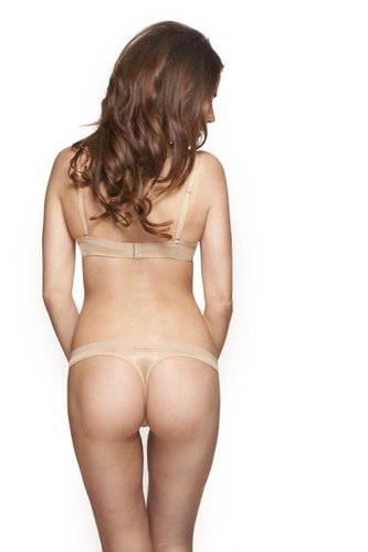 Gossard Glossies Moulded BH Nude
