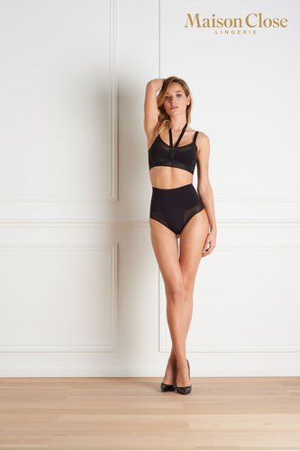 Belle de Jour Bustier Maison Close