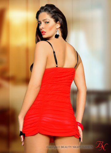 Red Temptation Beauty Night Fashion*