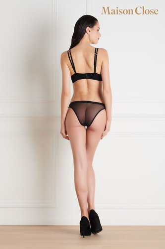 Pure Tentation Slip Maison Close L