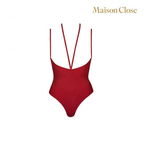 Le Petit Secret rot Body ouvert Maison Close
