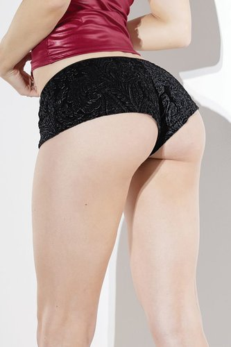 Shorty D9315 Coquette Darque onesize