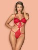 Giftella Teddy rot Obsessive S/M