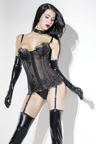 Bustier D9278 Coquette Darque S